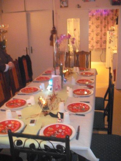 jolie la table
