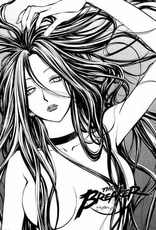 the breaker - Blog de manga-passion-s