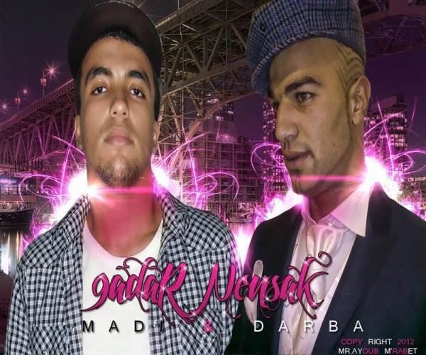 Darba Feat. Madi - 9adar Nensak