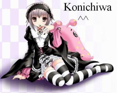 Konichiwa !!!