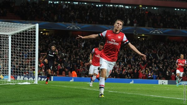 Rechute pour Ramsey (Arsenal)