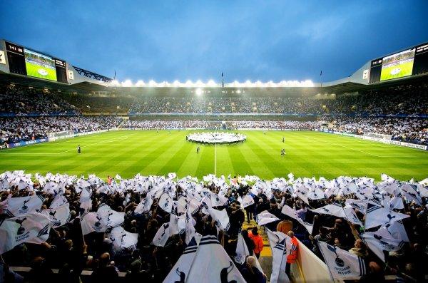 Tottenham victime d'une tentative de fraude