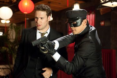 The Green Hornet - Movie Trailers Looking Good