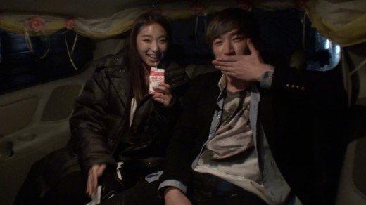 La déclaration de Minwoo à Bora ...!