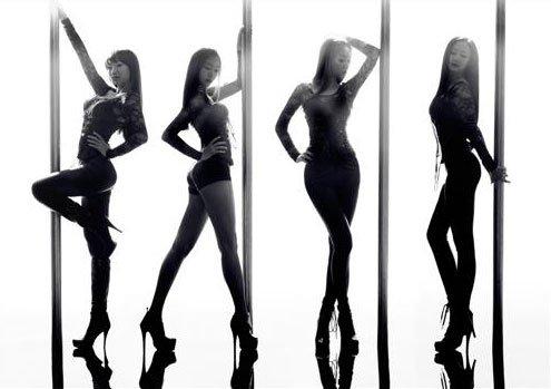 [STAR DE LA SEMAINE] Le concept sexy de SISTAR .