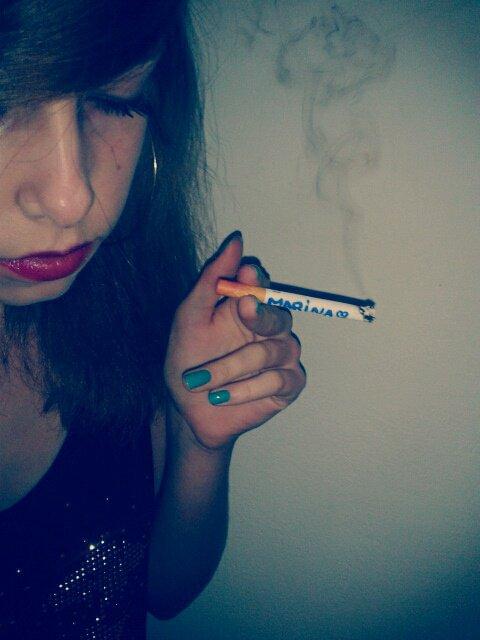 Fume avant que la vie te fume.. #<3
