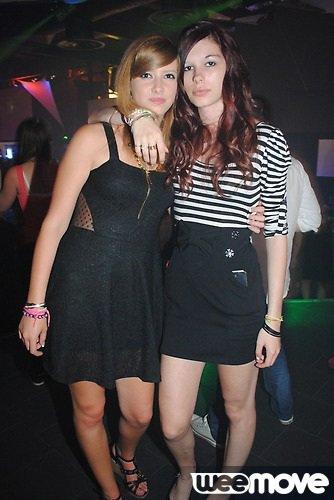 Moi & Chloé <3 #AllerLike :*