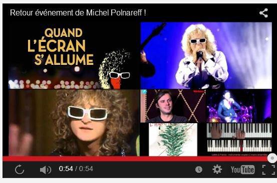 -  Réservez vos places de concert pour : MICHEL POLNAREFF - ACCORHOTELS ARENA -