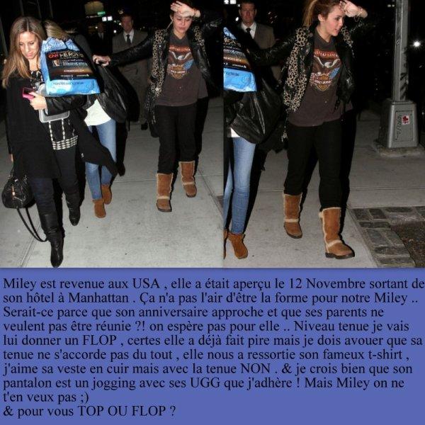Selena & Miley !