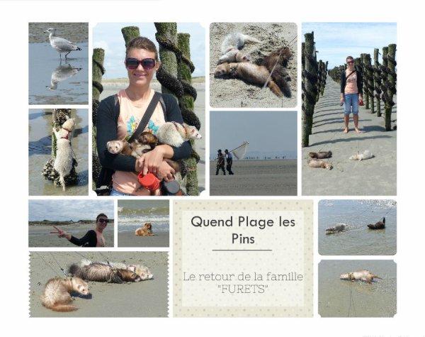Fort-Mahon : la fin des vacances