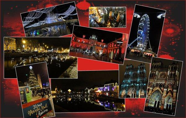 Amiens parée pour les fêtes