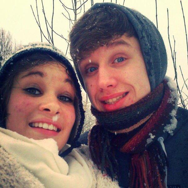 moi et ma cousine  chérie