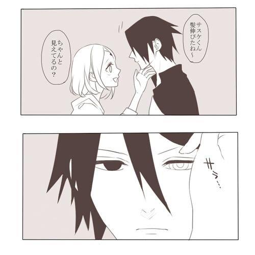 ✰-Prendre soins de toi Sasuke-Kun!✰