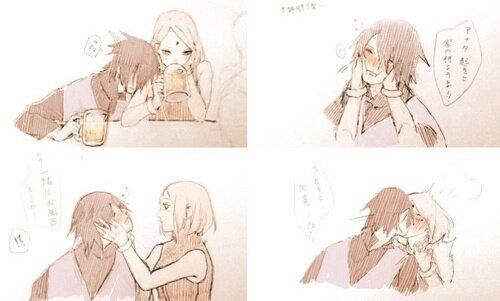 ✰-Sasuke bourrée!✰