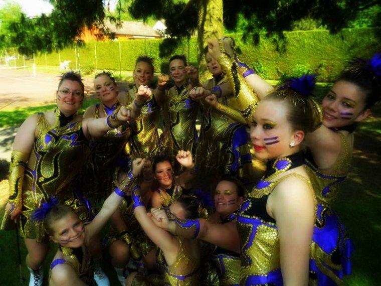 FESTIVAL des Fleurs de Lys de DIVION le 18 Mai 2014