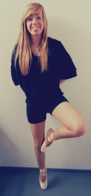 .La danse bien plus qu'une passion. <3