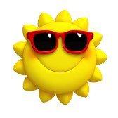 Mes lunettes de soleil