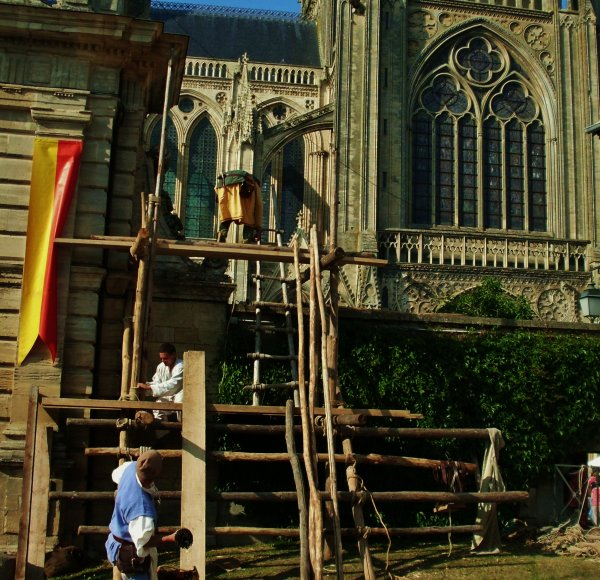 """BAYEUX MEDIEVAL """"MAGIE NORMANDE"""""""