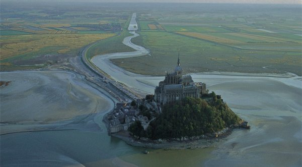 *** Mont St Michel****+++Livré au Diable+++