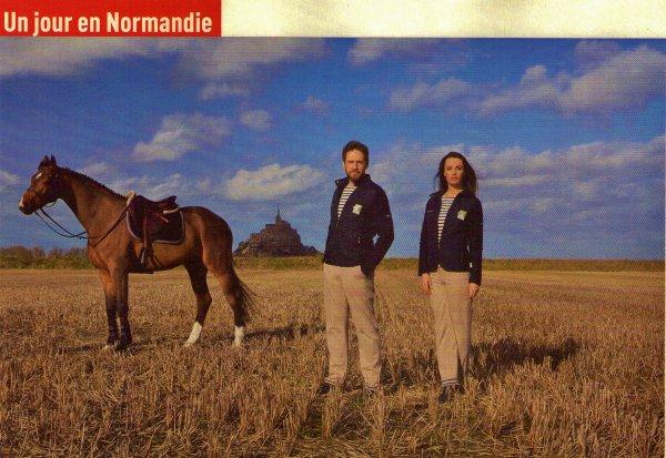 Manifestation **2014** en Basse-Normandie