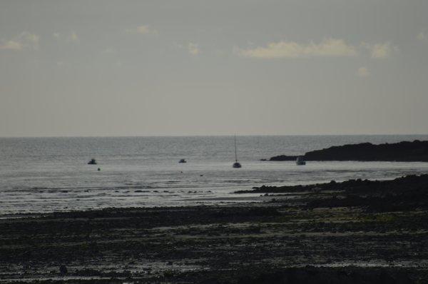 La Baie Du Mts St MICHEL vue Innabituelle