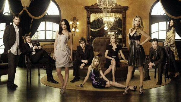 Synopsis + Fiche Technique de Gossip Girl