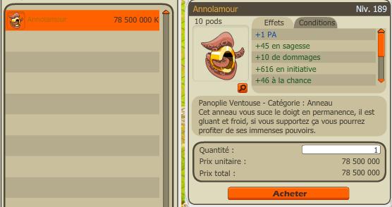 Mon Choix & Nouvelle Acquisition