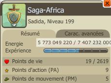 La Dernière Croisade, Last Saga !