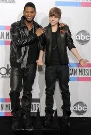 Usher Et Justin