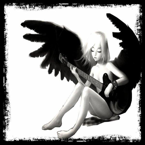 La  musique ne se trompe pas, et va droit au fond de l'âme chercher le chagrin qui nous dévore...
