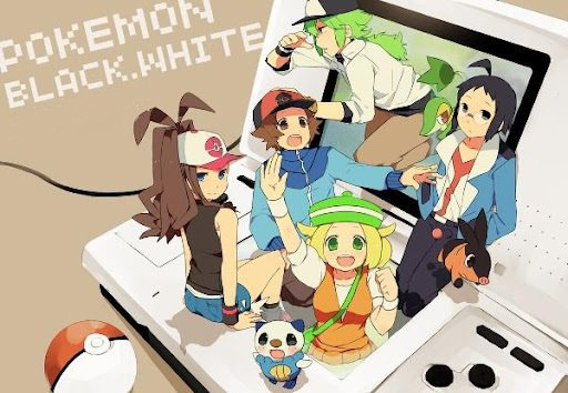 Pokemon Noir/Blanc
