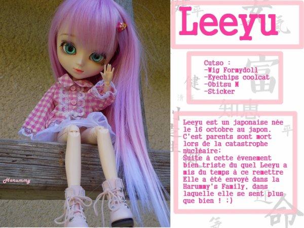 Leeyu, la kawaï <3
