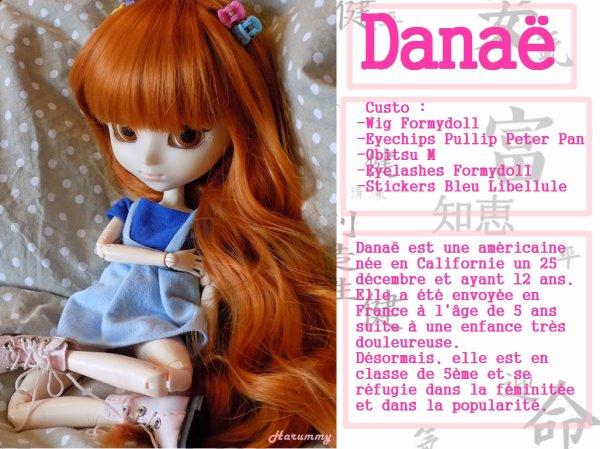 Danaë, la fan de mode <3