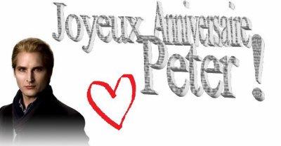 Anniversaire Peter Facinelli