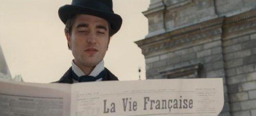 Robert s'interesse à la France dans 'Bel Ami'