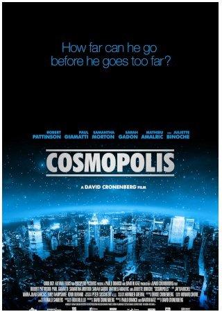 Affiche officielle de Cosmopolis ?