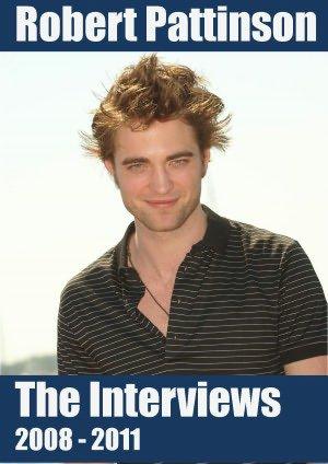 Retrouvez toutes les perles de Robert Pattinson en livre ! :)