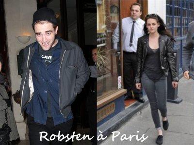 Robsten à Paris ! Rob homme le mieux habillé d'Angleterre,Jackson.R qui quitte son groupe et peut être un nouvel extrait de Révélation partie 2...