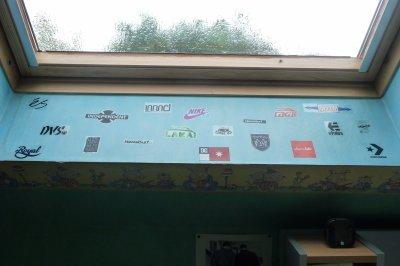mon mur a autocolant