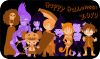 joyeux hallowen a tous