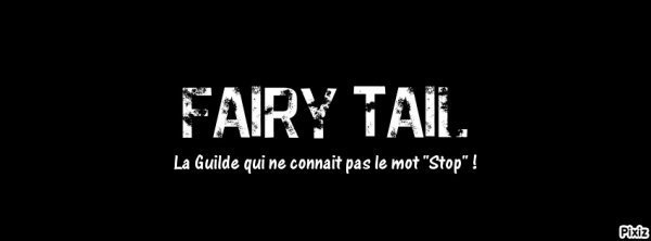 citation Fairy Tail - partie 1