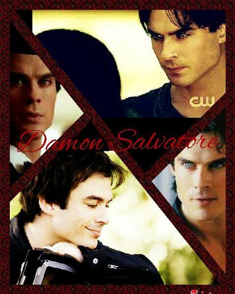 Vampire diaries Damon Salvatore