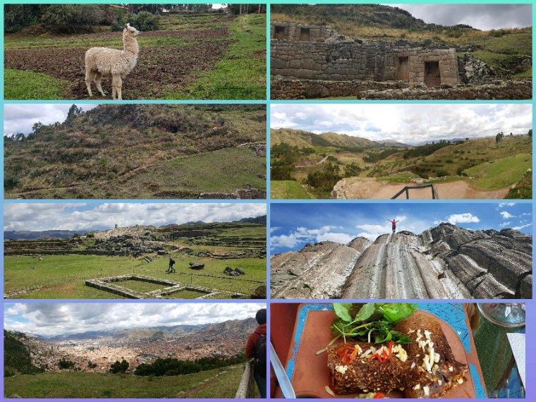 Jour 57: les ruines de Cusco