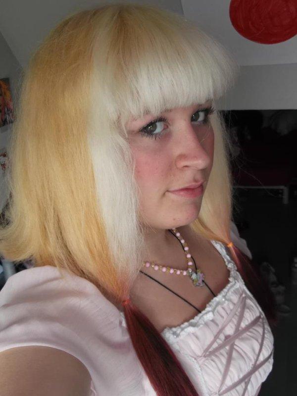 Mes nouveaux cheveux ! ♥