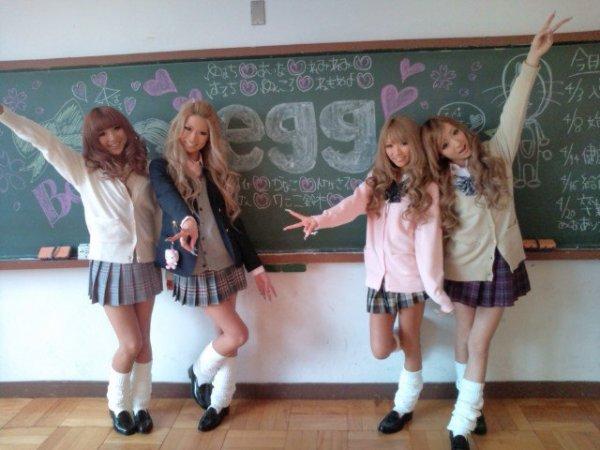 style: Le Kogyaru ♥