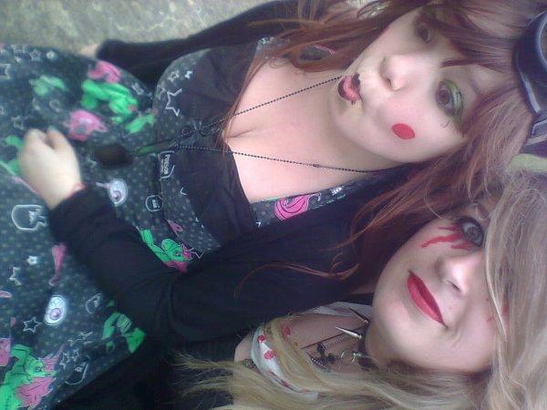 Ma Gaaldinette , Ma meilleur amie , Ma soeur , Une partie importante de ma vie ♥