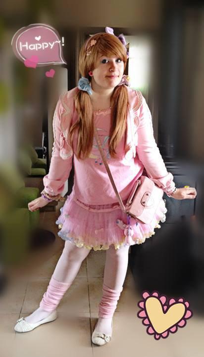 Style : Le fairy kei ^^