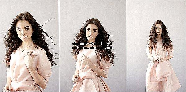 Article flashback : Découvre ou redécouvre un shoot de Lily pour l'édition de février de Stella Magazine