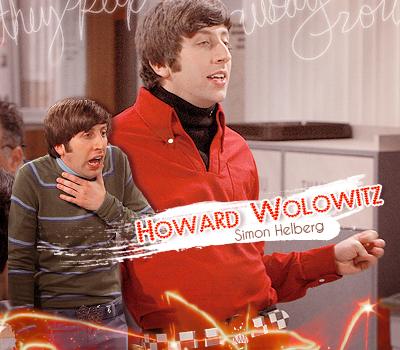 Howard Wolowitz
