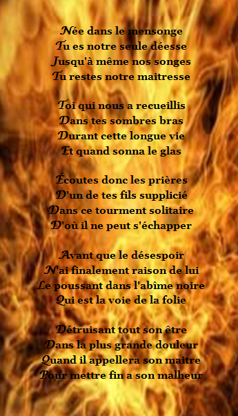 L'hymne des Siraks !